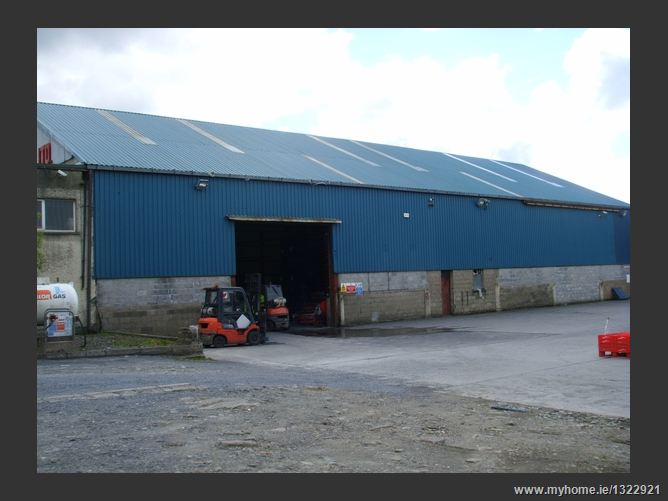 Former C&C Wholesale Facility, Witches Lane, Ballynaneashagh, Cork Road, Co. Waterford