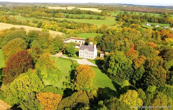 Milltown Park, Shinrone, County Offaly, Ireland