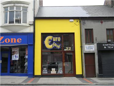 Main image of 22 Clanbrassil Street, Dundalk, Louth