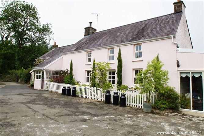 Y Ffermdy Penbontbren,Cardigan, Ceredigion, Wales