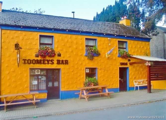 Toomey's Bar, Main Street, Donard, Wicklow