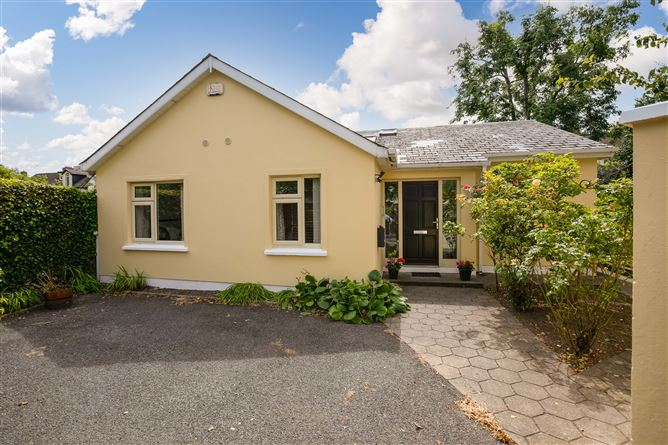 Main image for The Bungalow, 27 Dartry Park, Dartry, Dublin 6