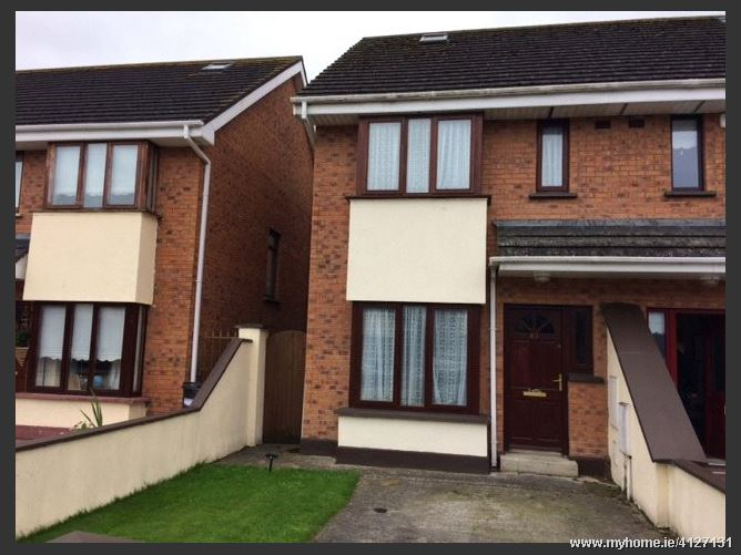 Photo of 63 Rathstewart Crescent, Athy, Co. Kildare
