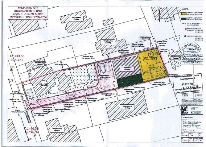 Main image for Site at 28 Dunlocha Cottages, Blackrock,   Cork City