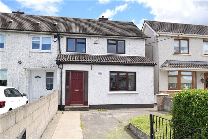 Main image for 2 Ferrycarrig Road,Coolock,Dublin 17,D17 HT98