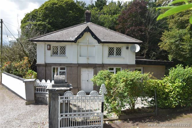 Gate Lodge (Dunsland), Factory Hill, Glanmire, Cork City