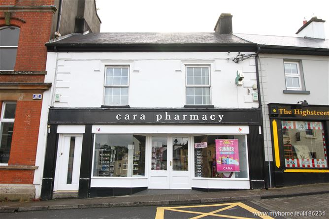 Property known as Cara Pharmacy, High Street, Drumshanbo, Co. Leitrim