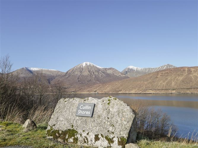 Main image for Cuillin Shores,Broadford, The Highlands, Scotland