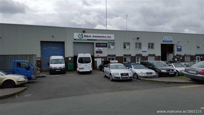 Unit 8C , Santry Hall Industrial Estate, Dublin  9 (Tenant Not Affected)