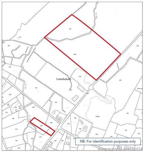 Photo of Land contained within Folio GY39258F and part Folio GY999, Spiddal, Moycullen Road, Co. Galway