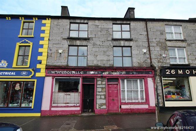 Main Street , Castleisland, Kerry