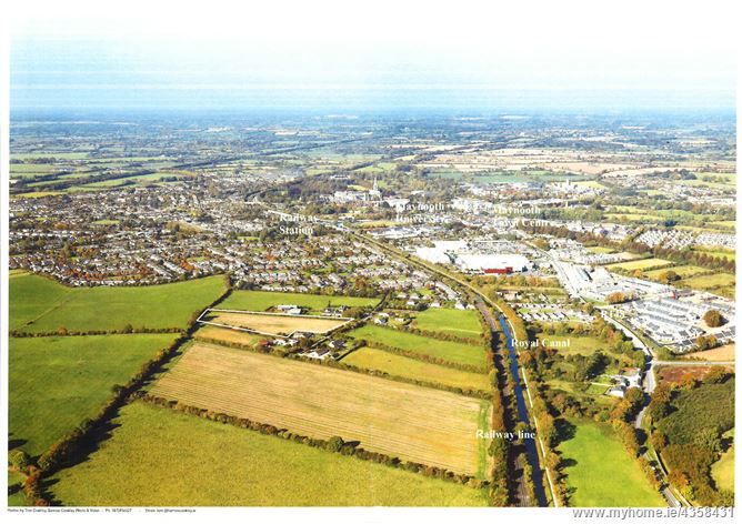 Main image for Railpark, Maynooth, Co. Kildare - approx. 5 acres