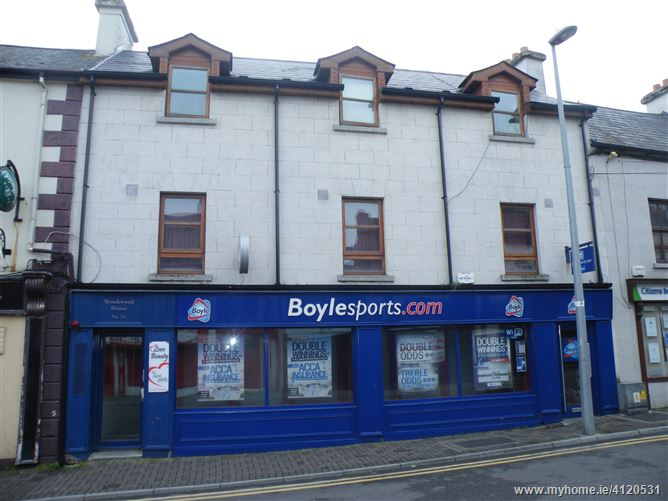 Photo of No's 1, 3 & 4 Brookwood House, 74 Lower Main Street, Arklow, Wicklow
