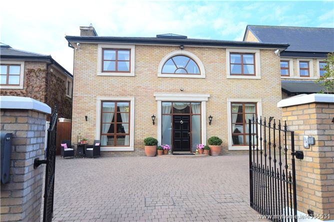 4 Abbotts Hill, The Old Golf Links, Malahide, Co Dublin K36 DD80