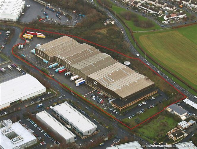 Logistics Facility, Ballymount Avenue, Ballymount, Dublin 12