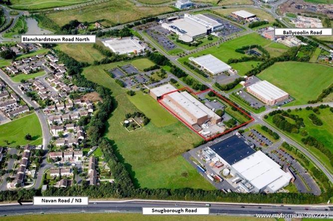 Main image for Lyncon Court, Blanchardstown Business & Technology Park, Snugborough Road, Blanchardstown, Dublin 15