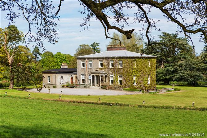 Milford House on c. 50 Acres, Milford