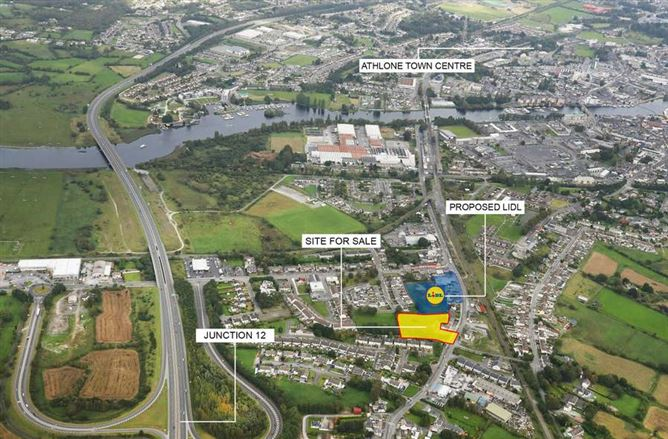 Main image for Lands at Baylough, Galway Road, Athlone