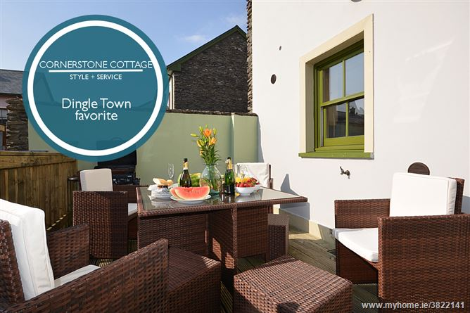 Main image for Cornerstone Cottage ,3 Barr an t'sean Bhaile, Goats Street, Dingle