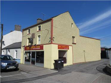 Photo of Takeaway / Residence, Sarsfield Street, Mountmellick, Laois