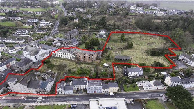 Main image for Site @ Former Convent of Mercy, Main Street, Passage West, Cork
