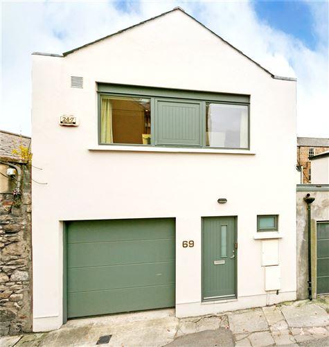 Main image for 69 Dartmouth Terrace,Ranelagh,Dublin 6,D06 R9C0
