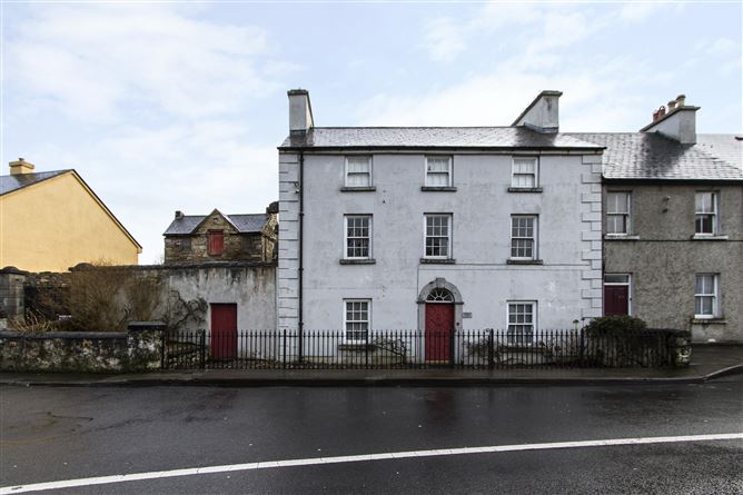 Harbour House, Granary & Outbuildings on c.0.3 Acres, Westport, Mayo