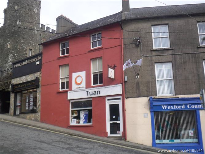 Castle Hill, Enniscorthy, Co Wexford