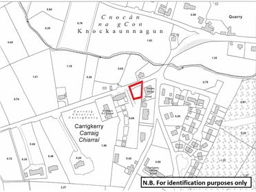 Photo of Lands comprised within Folio LK61025F, Carrigkerry, Co. Limerick