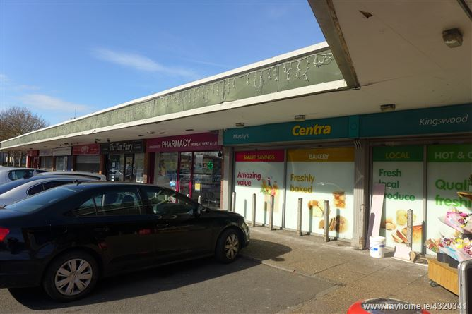 Unit 3, Kingswood Shopping Centre, Kingswood, Dublin 24