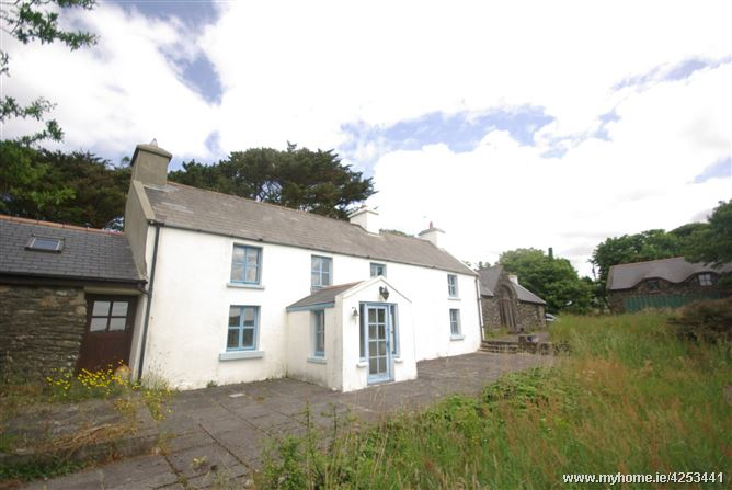 The Farmhouse and Lodge, Ratooragh, Schull,   West Cork
