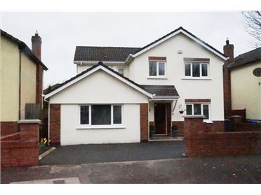 Main image of 24 Treacy Meadows, Green Road, Newbridge, Kildare