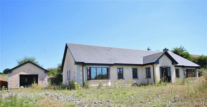 Newly Built Dormer Bungalow on c. 0.5 Acre, Carrigeen Lane, Castledermot, Kildare