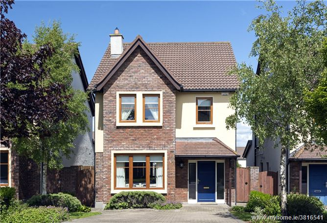 4 Bed Detached House, Steeplechase, Ratoath, Co Meath