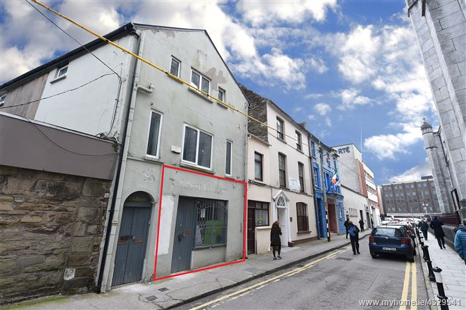 Main image for Ground Floor, 5 Father Mathew Street, City Centre Sth, Cork City