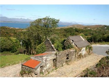 Photo of OLD RUIN ON C10 ACRES FARMLAND, Ardgroom, Beara, West Cork