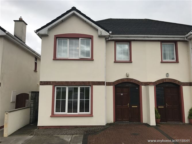 25 Woodview Park, Tralee, Kerry
