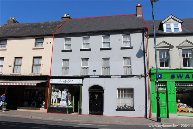 Photo of Oliver Plunkett Street, Mullingar, Westmeath