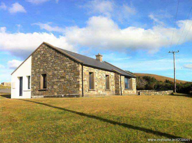 No. 1 Slievemore Village, Achill Island , Achill, Mayo