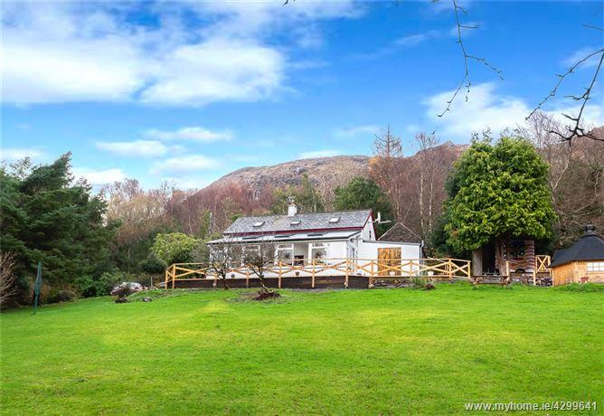 The Secret Garden, Gleninchaquin, Tuosist, Kenmare, Co Kerry