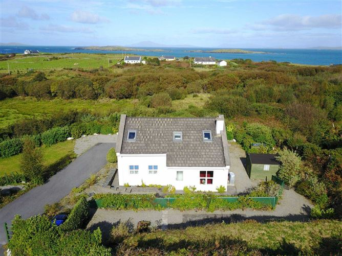 Main image for Blue Cove Cottage, Rusheenduff, Renvyle, Co. Galway
