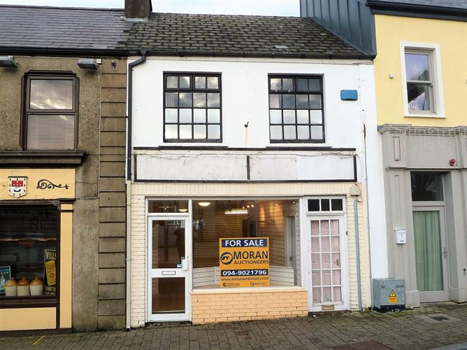Main image for Prime Commercial Property ,Market Square,, Castlebar, Mayo