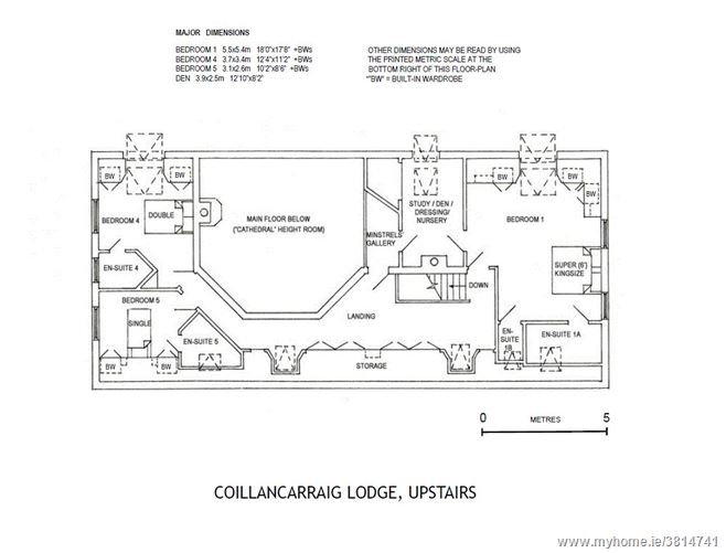 Coillancarraig Lodge, Rocky Valley Drive, Kilmacanogue, Co. Wicklow