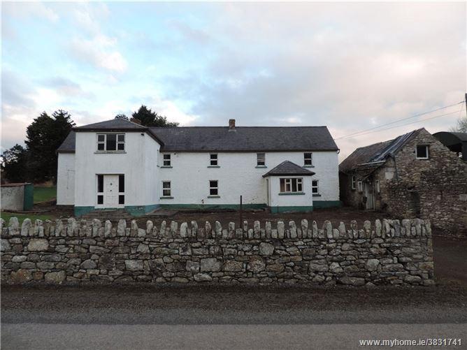 Ballyogan with 6.5 Acres, Graiguenamanagh, Co. Kilkenny