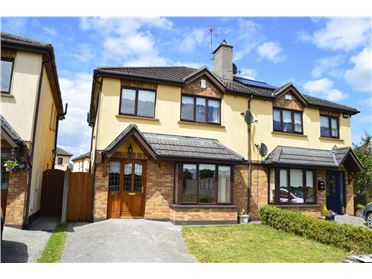 Photo of 35 Corran Ard, Athy, Co. Kildare