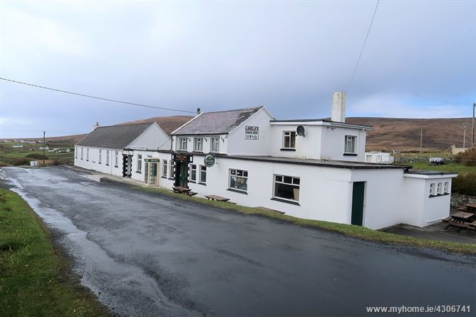 To Let Property located on the Wild Atlantic Way, Dooega,, Achill, Mayo