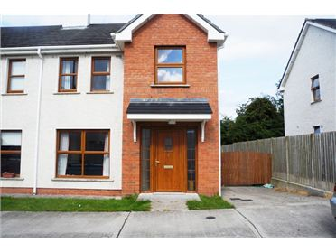 Main image of 8 Clonmeen Rise, Edenderry, Offaly