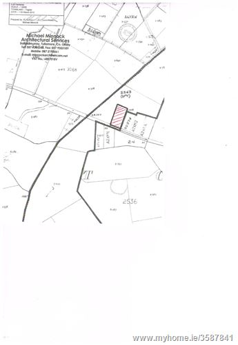 C. 0.5 Ac Site Togher, Rhode, Offaly