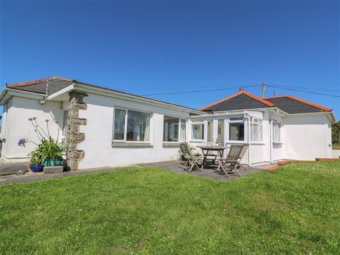 Main image for Rospletha Bungalow,Treen, Cornwall, United Kingdom