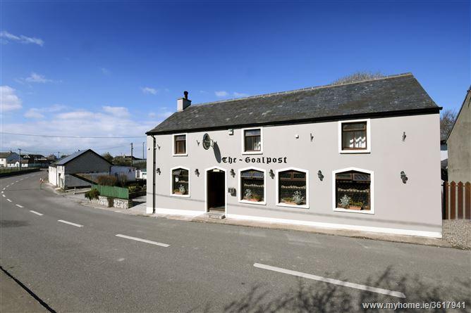 The Goalpost Bar, Shanagarry, Cork